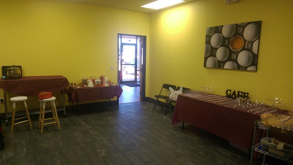 Event/tasting room