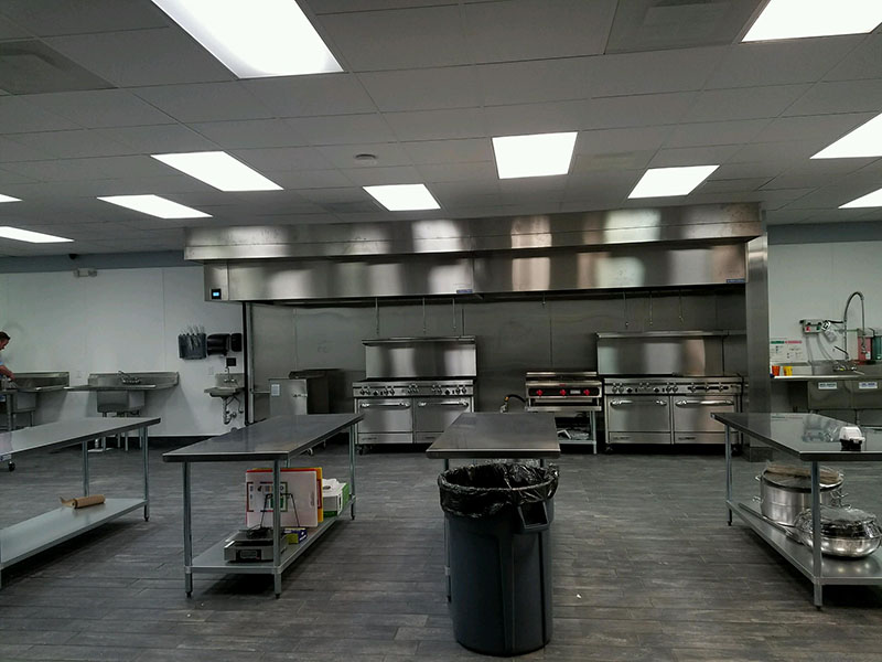 Cookline's Equipment Highlights