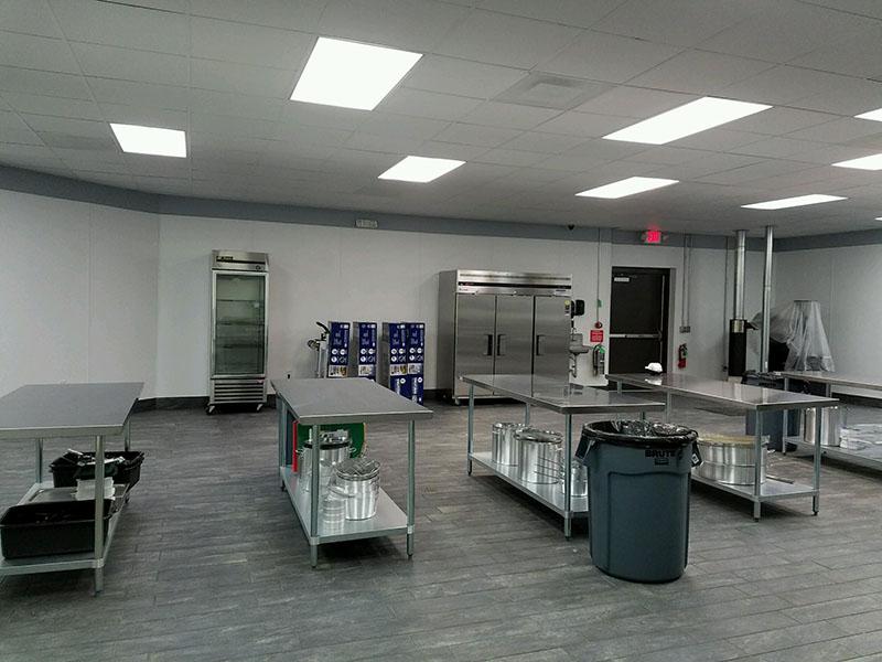 Commercial kitchen rental near richardson tx