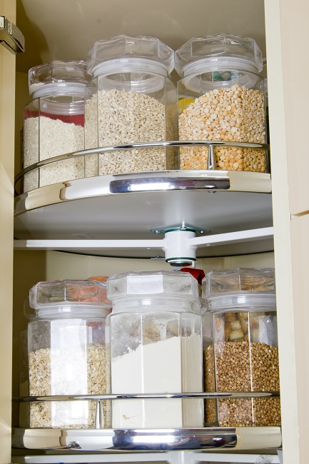 High and Dry Pantry Protocols