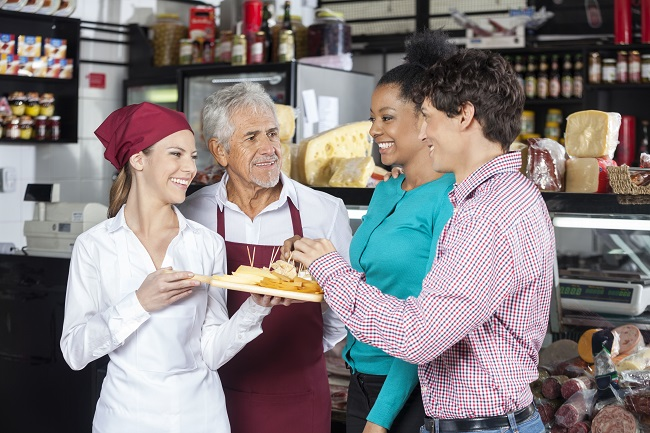 Get More Customers with a Food Tasting Event