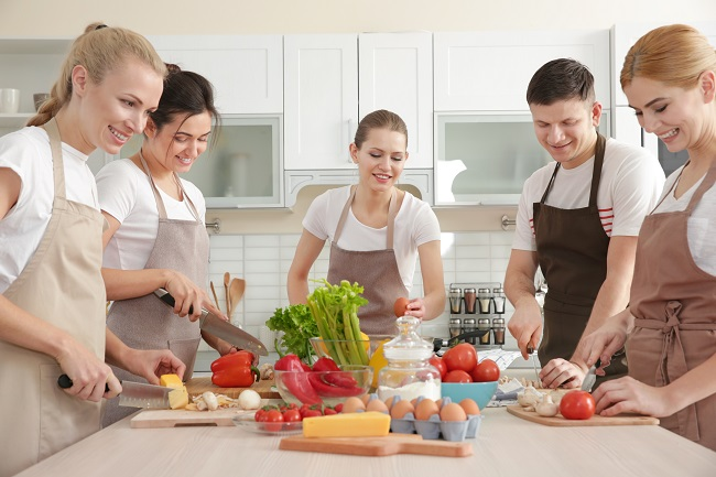 5 Themes for Your Sustainable Cooking Classes