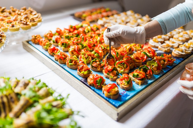 Food Tasting Events and the Benefits of Community Participation