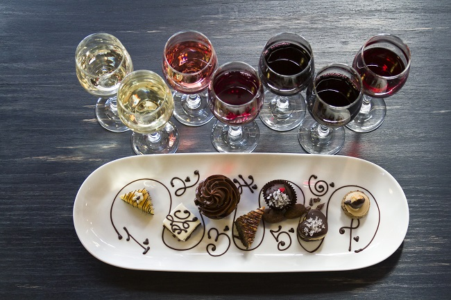 Wine Tastings: Spread the Word with Cookline