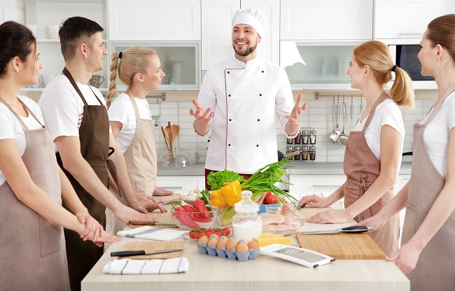 Cooking classes: The Best Place to Start