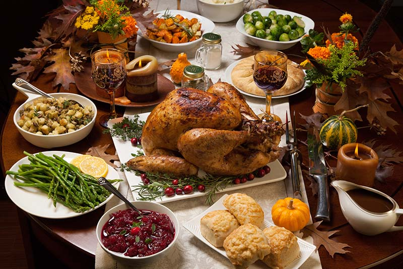Thanksgiving Food Tastings That Will Wow Your Guests