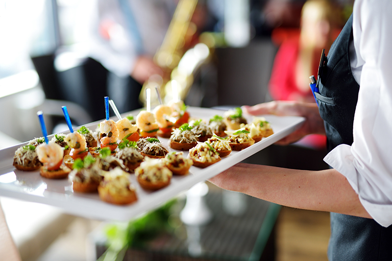 Create a Culinary Event for Your Upcoming Launch