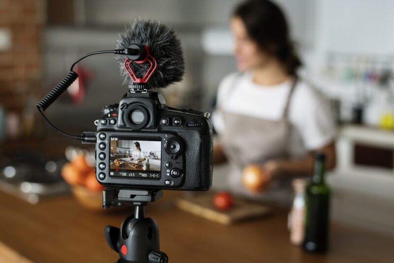 Rent Commercial Kitchen Space for Your Cooking Videos