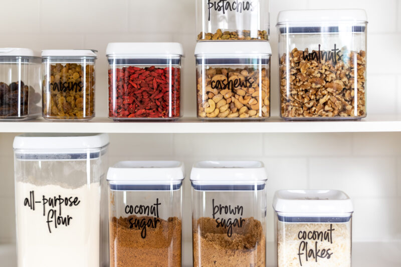 5 Simple Rules for Effective & Hygienic Dry Goods Storage